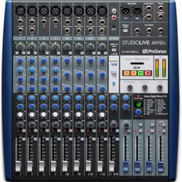 Tables de mixage numériques - Presonus - STUDIOLIVE AR12C