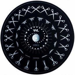 Feutrines platines vinyles - Ortofon - SLIPMAT VNL (La paire)