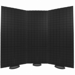 Traitement acoustique - Power Studio - FOAM 3WALL SET