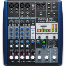 Tables de mixage numériques - Presonus - STUDIOLIVE AR8C