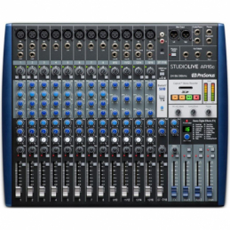 Tables de mixage numériques - Presonus - STUDIOLIVE AR16C