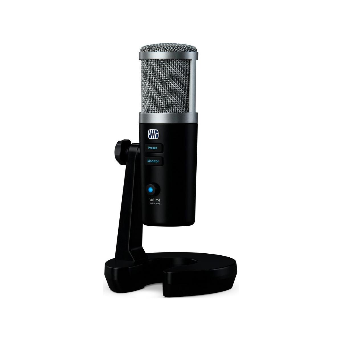 Micros Podcast et radio - Presonus - REVELATOR