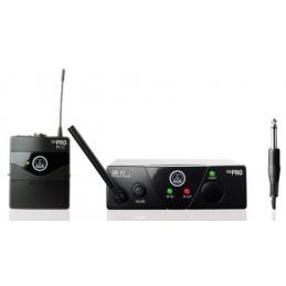 Micros instruments sans fil - AKG - WMS 40 MINI INSTRUMENT ISM 2