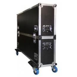 Flight cases écrans - Power Acoustics - Flight cases - FLIGHT ECRAN 65 MK2