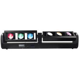 Jeux de lumière LED - Power Lighting - VIPER 6BEAM
