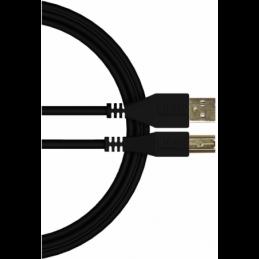 Câbles USB A vers B - UDG - U95001BL (1 mètre)