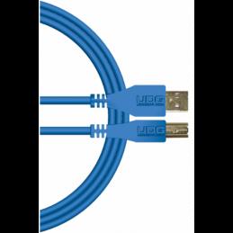 Câbles USB A vers B - UDG - U95001LB (1 mètre)