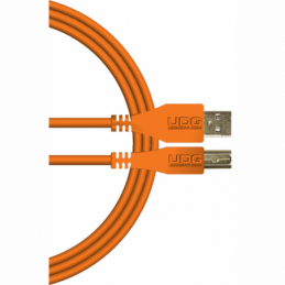 Câbles USB A vers B - UDG - U95001OR (1 mètre)