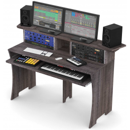Mobilier home studio - Glorious DJ - WORKBENCH DRIFWOOD