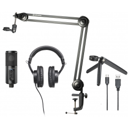 Micros USB - Audio-Technica - Creator Pack