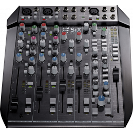 Consoles analogiques - Solid State Logic - SSL SiX
