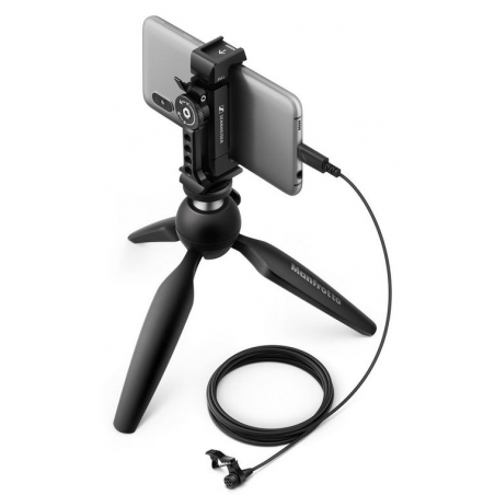 Micros cravate - Sennheiser - XS Lav USB-C Mobile Kit