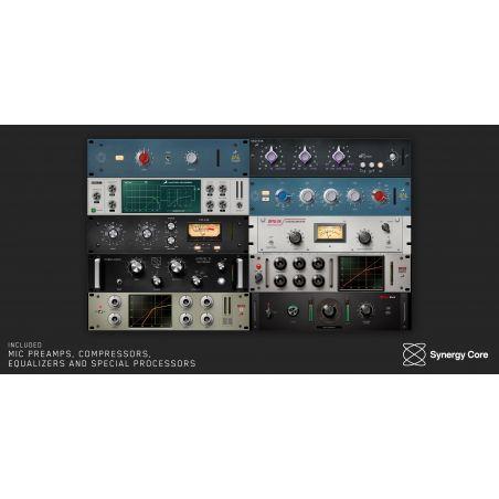 Micros studio - Antelope Audio - Axino Synergy Core