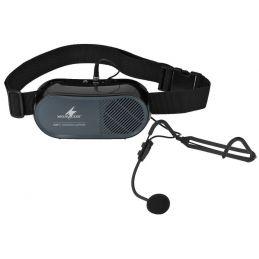 Sonos portables sur batteries - Energyson - Porte voix ceinture WAP-5...