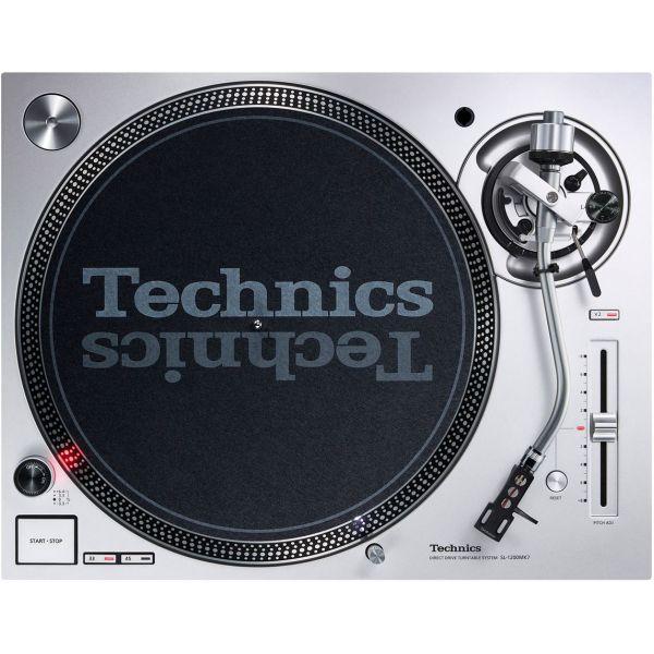 Platines vinyles entrainement direct - Technics - SL-1200MK7