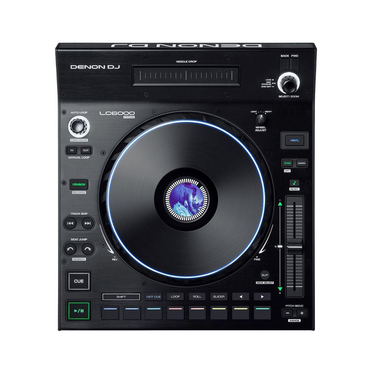 Contrôleurs DJ USB - Denon DJ - LC6000 PRIME