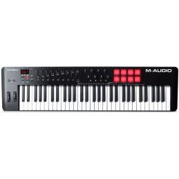 Claviers maitres 61 touches - M-Audio - Oxygen 61 MKV