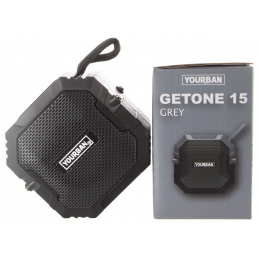 Enceintes portables - Yourban - GETONE 15 GREY