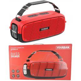 Enceintes portables - Yourban - GETONE 60 RED