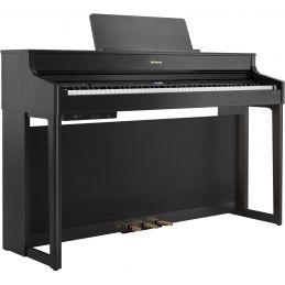 Pianos numériques meubles - Roland - HP702 (Noir Charcoal)