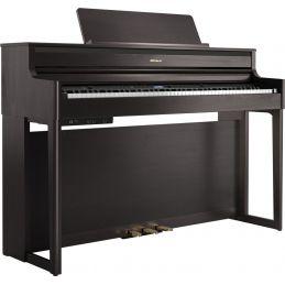 Pianos numériques meubles - Roland - HP704 (Bois de rose)