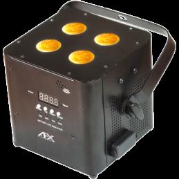 Projecteurs sur batteries - AFX Light - FREEPARHEX-BL
