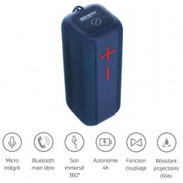 Enceintes portables - Power Acoustics - Sonorisation - GETONE 40 BLUE
