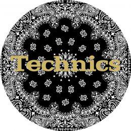Feutrines platines vinyles - Magma - LP-Slipmat Technics Bandana...