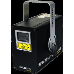Lasers multicolore - Algam Lighting - SPECTRUM 400 RGB