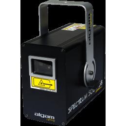 Lasers multicolore - Algam Lighting - SPECTRUM 500 RGB