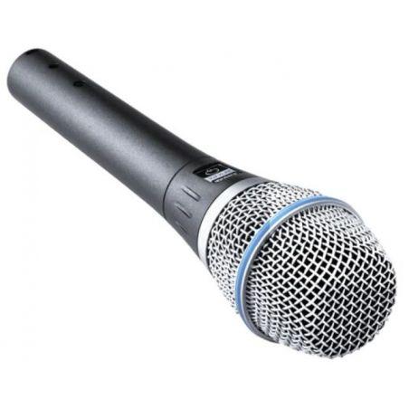 Micros chant - Shure - Beta87 A