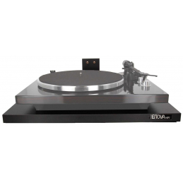 Meubles et pochettes de disques - Enova Hifi - Turntable Wallmount BL