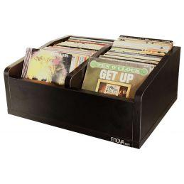 Meubles et pochettes de disques - Enova Hifi - Vinyle Bac 45T BL
