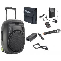 Sonos portables sur batteries - Ibiza Sound - PORT12VHF-MKII