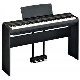Packs Claviers et Synthé - Yamaha - Pack Piano P-125 (Noir) +...