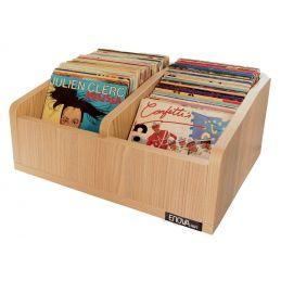 Meubles et pochettes de disques - Enova Hifi - Vinyle Bac 45T SWE