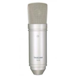 Micros Podcast et radio - Tascam - TM-80