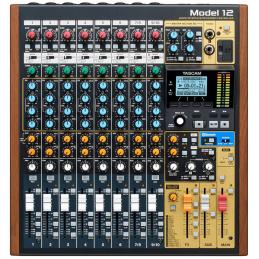 Consoles analogiques - Tascam - Model 12
