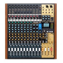 Consoles analogiques - Tascam - Model 16