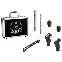 Micros instruments - AKG - C451B Matched Pair