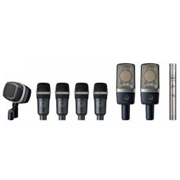 Micros instruments - AKG - Drum Set Premium