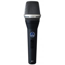 Micros chant - AKG - D7 S