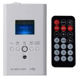 Systèmes amplifiés -  - AM 215 USB BT Amplificateur...
