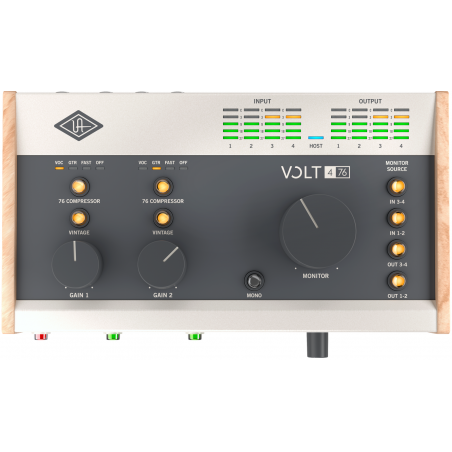 Cartes son - Universal Audio - Volt 476