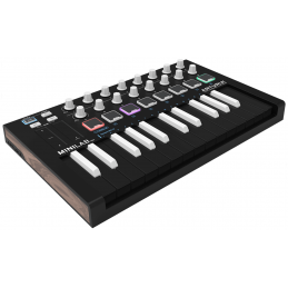 Claviers maitres compacts - Arturia - MiniLab MKII Inverted Edition