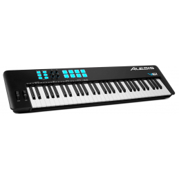 Claviers maitres 61 touches - Alesis - V61 MK2