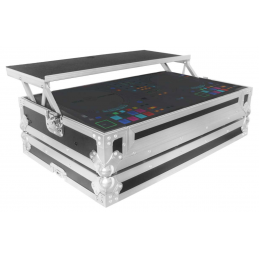 Flight cases contrôleurs DJ - Power Acoustics - Flight cases - FC Rane One DS