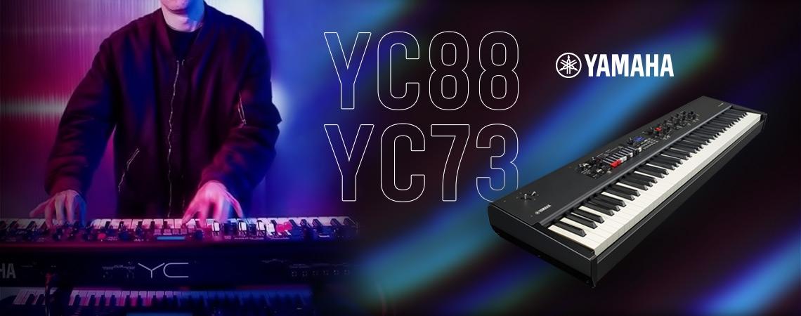 Yamaha YC