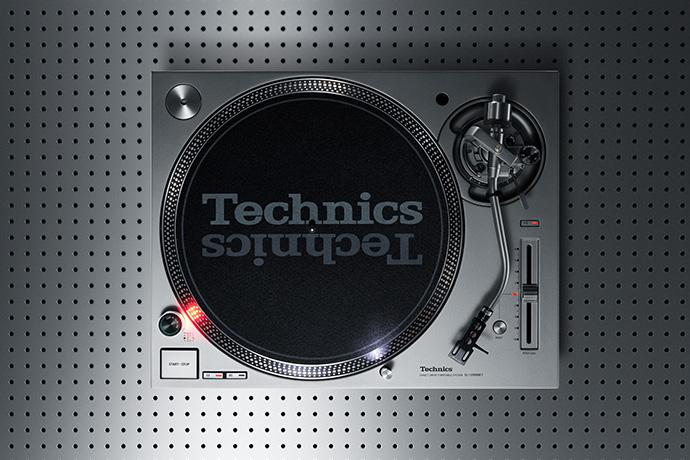 Le renouveau d'une Platine Vinyle : Technics SL-1200MK7